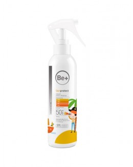 BE+ SKIN PROTECT SPRAY FLUIDO INFANTIL SPF50+ 250ML