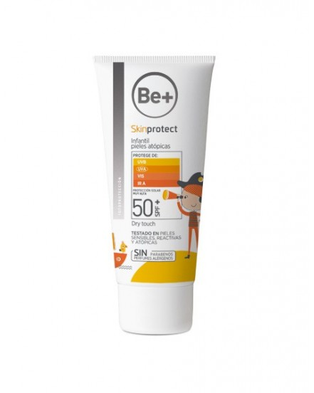 BE+ SKIN PROTECT DRY TOUCH INFANTIL SPF50+ 100 ML