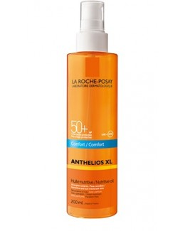 ANTHELIOS XL ACEITE NUTRITITIVO SPF 30  200 ML