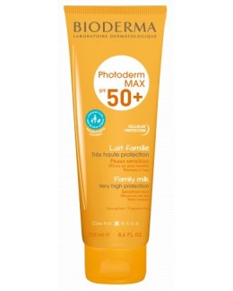 BIODERMA PHOTODERM MAX SPF 50+ LAIT FAMIL 250 ML