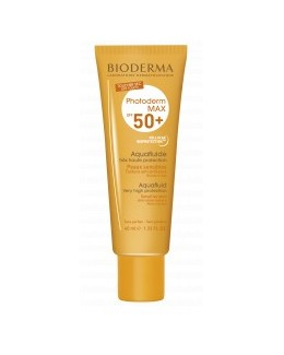 BIODERMA PHOTODERM MAX SPF 50+ AQUAFLUID 40 ML