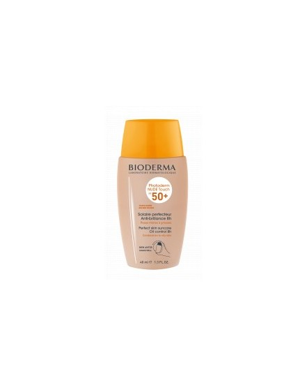 BIODERMA PHOTODERM NUDE SPF 50+ DORADO 40ML