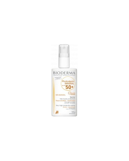 BIODERMA PHOTODERM MINERAL SPF 50+100 ML