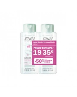 JOWAE DUO AGUA MICELAR PACK 400ML