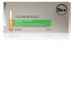 BE+ ENERGIFIQUE AMPOLLAS VITAMINA C 10 U X 2 ML