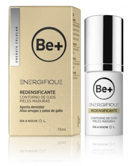 BE+ ENERGIFIQUE REDENSIFICANTE CONT OJOS 15ML