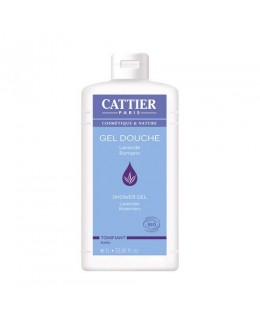 CATTIER GEL DUCHA TONIFICANTE 1L