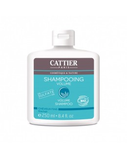 CATTIER CHAMPU VOLUMEN SIN SULFATOS 250 ML