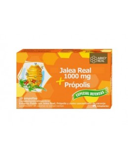 ARKO JALEA REAL+PROPOLIS 20 AMPOLLAS 15 ML