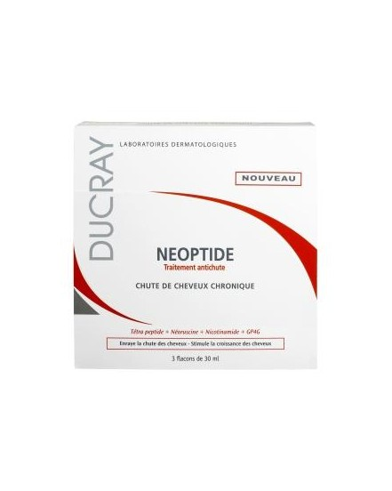 DUCRAY NEOPTIDE ANTICAIDA 3 SPRAYS X 30 ML