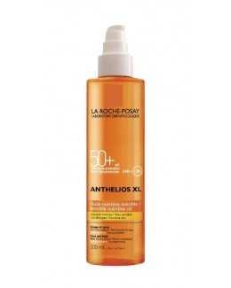 ANTHELIOS XL ACEITE NUTRITIVO SPF 50+ 200 ML