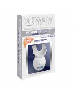 OH WHITE BLANQUEADOR DENTAL KIT HOME