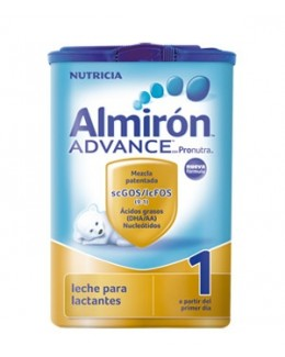LECHE ALMIRON ADVANCE 1 1000 G