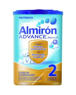 LECHE ALMIRON ADVANCE 2 800 G