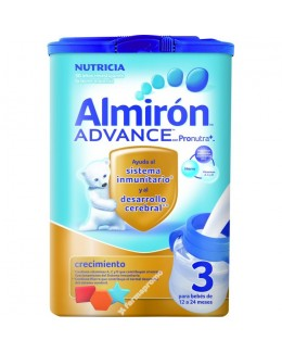 LECHE ALMIRON ADVANCE 3 800 G