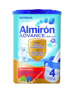 LECHE ALMIRON ADVANCE 4 800 G