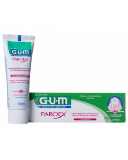 GUM PAROEX GEL DENTIFRICO 75ML