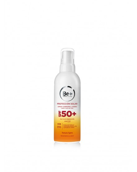 BE+ FP SPRAY LIGERO SPF 50+ 200ML
