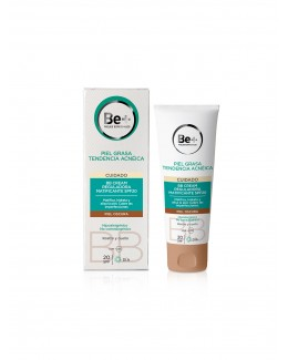 BE+ BB CREAM REGULADORA PIEL GRASA 40ML