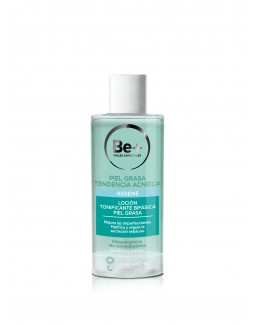 BE+ LOCION TONIFICANTE PIEL GRASA 200ML