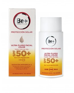 BE+ FP  ULTRA FLUI FACI COLOR SPF 50+  50 ML