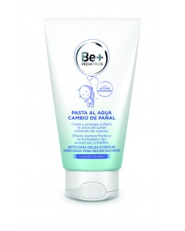 BE+ PEDIATRICS PASTA AL AGUA 150ML