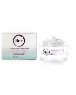 BE+ ANTIARRUGAS REESTRUCTURANTE P SECA 50ML