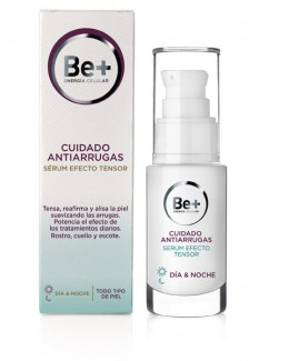 BE+ CUIDADO ANTIARRUGAS SERUM EFECTO TENSOR 30ML