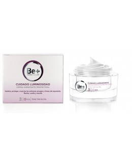 BE+ CUIDADO LUMINOSIDAD HIDRATANTE 50ML