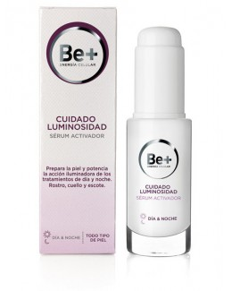 BE+ CUIDADO LUMINOSIDAD SERUM ACTIVADOR 20 ML
