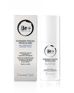 BE+ GEL HIDRATANTECONFORT TOTAL HOMBRE 50ML