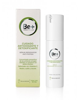 BE+ CUIDADO ANTIOXIDANTE SERUM 30ML
