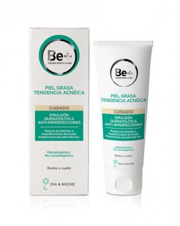 BE+ EMULSION QUERATOLITICA ANTIIMPERFECCIONES