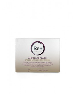 BE+ EFECTO FLASH AMPOLLAS 2 ML 5 AMPOLLAS
