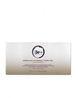 BE+ VITAMINA C AMPOLLAS 2 ML 10 AMPOLLAS