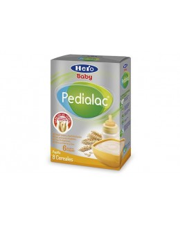 PEDIALAC PAPILLA 8 CEREALES 500G