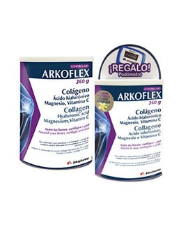PACK ARKOFLEX COLAGENO SABOR LIMON 20% DTO.