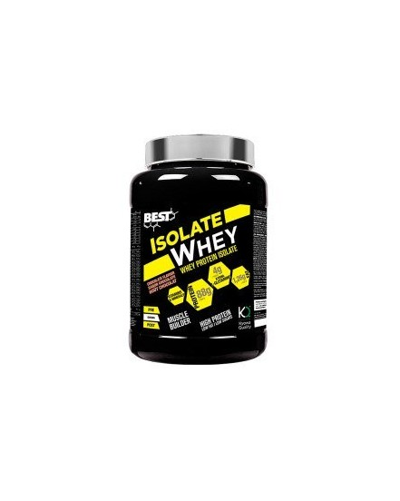 BEST PROTEIN ISOLATE WHEY CHOCOLATE 900G