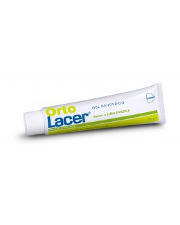 LACER ORTOLACER GEL DENTIFRICO 75 ML LIMA FRESCA