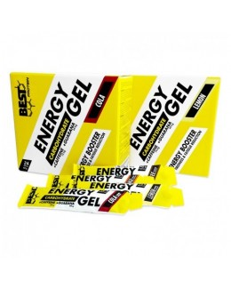 BEST PROTEIN ENERGY-GEL LIMON