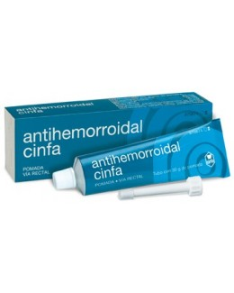 ANTIHEMORROIDAL CINFA 30 G